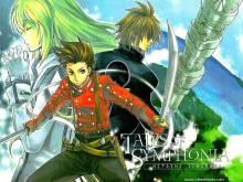 Wallpaper/fond d'écran Tales of Symphonia / Tales of Symphonia (Shōnen)