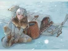 Wallpaper/fond d'écran To Your Eternity / Fumetsu no Anata e (不滅のあなたへ) (Shōnen)