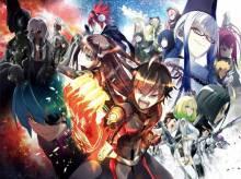 Wallpaper/fond d'écran Twin Star Exorcists - Les Onmyôji Suprêmes / Sousei no Onmyouji (双星の陰陽師) (Shōnen)