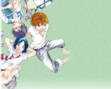 Wallpaper/fond d'écran your lie in april / Shigatsu wa Kimi no Uso (四月は君の嘘) (Shōnen)