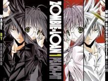 Wallpaper/fond d'écran Zombie-Loan / Zombie-Loan (Shōnen)