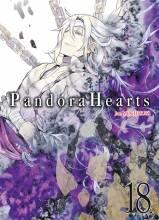 Visuel Suite de Pandora Hearts et exposition