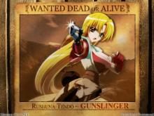 Wallpaper/fond d'écran Grenadier / Grenadier - Hohoemi no Senshi (Animes)