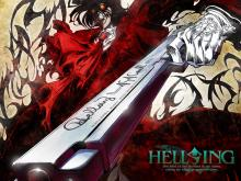 Wallpaper/fond d'écran Hellsing Ultimate / Hellsing Ultimate (OAV)