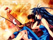Wallpaper/fond d'écran Full Metal Panic! / Full Metal Panic! (Shōnen)