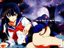 Wallpaper/fond d'écran Yami to boushi to Hon no tabibito / Yami to boushi to Hon no tabibito (Animes)