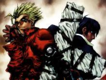 Wallpaper/fond d'écran Trigun Maximum / Trigun Maximum (Shōnen)
