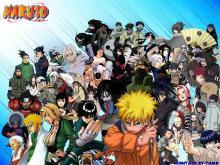 Wallpaper/fond d'écran Naruto / Naruto (Animes)
