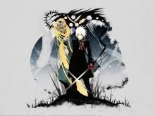 Wallpaper/fond d'écran D. Gray-Man / D. Gray-Man (Shōnen)