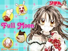 Wallpaper/fond d'écran Full Moon - À la recherche de la pleine lune / Full moon wo sagashite (Shōjo)