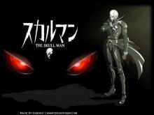 Wallpaper/fond d'écran Skull Man (the) / Skull Man (Animes)