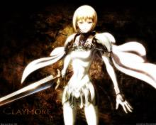 Wallpaper/fond d'écran Claymore / Claymore (Animes)