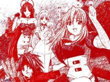 Wallpaper/fond d'écran Chrno Crusade / Chrno Crusade (Animes)