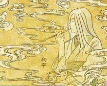 Wallpaper/fond d'écran Mushishi / Mushishi (Seinen)