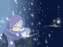 Wallpaper/fond d'écran Mushishi / Mushishi (Animes)