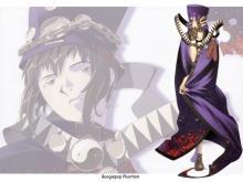 Wallpaper/fond d'écran Boogiepop Phantom / Boogiepop wa warawanai (Animes)