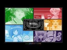 Wallpaper/fond d'écran Karin / Karin (Animes)