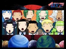 Wallpaper/fond d'écran Tenchi Muyo GXP / Tenchi Muyo GXP (Animes)