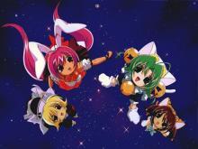 Wallpaper/fond d'écran Digi Charat / Digi Charat (Animes)