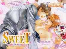 Wallpaper/fond d'écran Sweet ~Ano Amai Amai Aji~ / Sweet ~Ano Amai Amai Aji~ (Yaoi/Yuri)