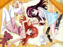 Wallpaper/fond d'écran Kono Minikukumo Utsukushii Sekai / Kono Minikukumo Utsukushii Sekai (Animes)