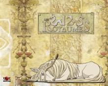 Wallpaper/fond d'écran 12 Royaumes / Juuni Kokki (Animes)