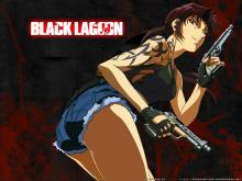 Wallpaper/fond d'écran Black Lagoon / Black Lagoon (Animes)
