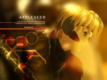Wallpaper/fond d'écran Appleseed / Appleseed (Films d'animation)