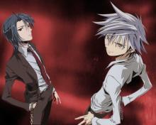 Wallpaper/fond d'écran Zombie-Loan / Zombie-Loan (Animes)