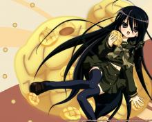 Wallpaper/fond d'écran Shakugan no Shana / Shakugan no Shana (Animes)