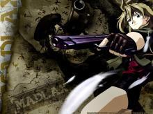 Wallpaper/fond d'écran Madlax / Madlax (Animes)