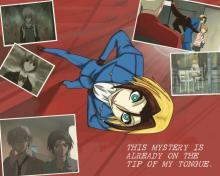 Wallpaper/fond d'écran Majin Tantei Nougami Neuro / Majin Tantei Nougami Neuro (Animes)