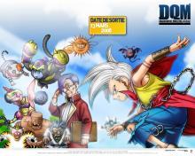 Wallpaper/fond d'écran Dragon Quest Monsters Joker /  (Jeux vidéo)