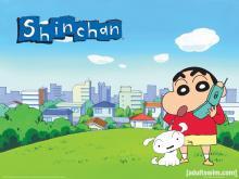 Wallpaper/fond d'écran Crayon Shin Chan / Crayon Shin Chan (Animes)