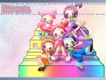 Wallpaper/fond d'écran Magical Doremi / Ojamajo DoReMi (Animes)