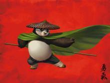 Wallpaper/fond d'écran Kung Fu Panda / Kung Fu Panda (Films d'animation)