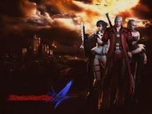 Wallpaper/fond d'écran Devil May Cry 4 /  (Jeux vidéo)