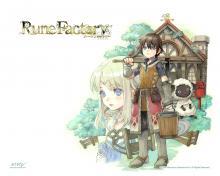 Wallpaper/fond d'écran Rune Factory : A Fantasy Harvest Moon /  (Jeux vidéo)
