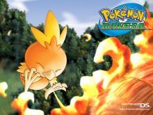Wallpaper/fond d'écran Pokémon Ranger /  (Jeux vidéo)