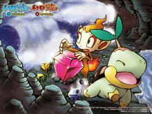 Wallpaper/fond d'écran Pokémon Donjon Mystère 2 - Explorateurs de l'ombre /  (Jeux vidéo)
