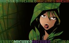 Wallpaper/fond d'écran Michiko to Hatchin / Michiko to Hatchin (Animes)