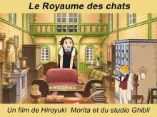 Wallpaper/fond d'écran Royaume des chats (Le) / Neko no Ongeashi (Films d'animation)