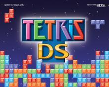 Wallpaper/fond d'écran Tetris DS / Tetris DS (Jeux vidéo)