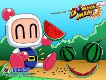 Wallpaper/fond d'écran Bomberman DS /  (Jeux vidéo)