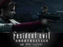 Wallpaper/fond d'écran Resident Evil - Degeneration / Biohazard - Degeneration (Films d'animation)