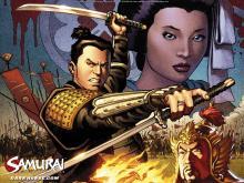 Wallpaper/fond d'écran Âme du Samouraï (L') / Samurai: Heaven and Earth (Émules)