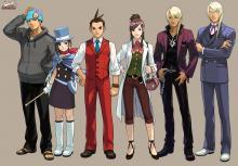 Wallpaper/fond d'écran Apollo Justice : Ace Attorney /  (Jeux vidéo)