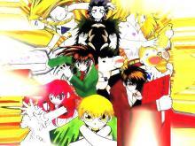 Wallpaper/fond d'écran Zatchbell / Zatchbell (Animes)