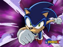 Wallpaper/fond d'écran Sonic X / Sonic X (Animes)