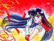 Wallpaper/fond d'écran Sailor Moon / Bishoujo Senshi Sailor Moon (Shōjo)
